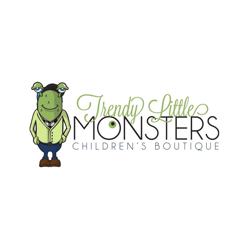Kids Clothing Logos