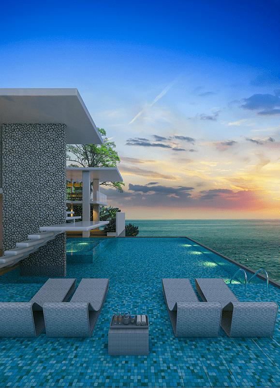 Pool Company Web Design