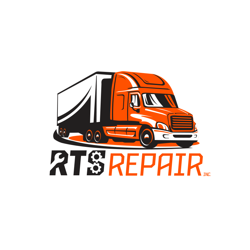 Truck Repair Logo Design